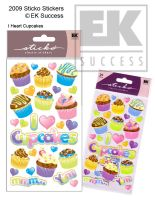 2009 EK Success Cupcakes by Tamisery
