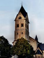 Town Church by Finnyanne