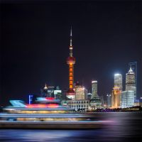 Orient pearl - Shanghai by Marcusion