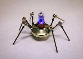 Skitter - Steampunk Crawler by CraftedSteampunk