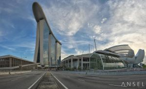 Marina Bay Sands by Draken413o