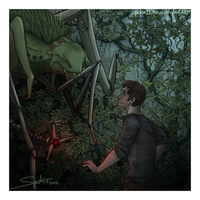 TMR - Griever Attack by spider999now