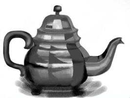 The Teapot by Elfresh