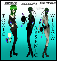 Willow Ref sheet V2. by Sweet-Assassin