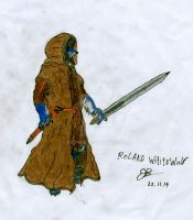 Roland Whitewolf by MBT808