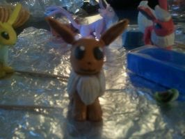 Eevee Clay - Improved by UntouchedRayne