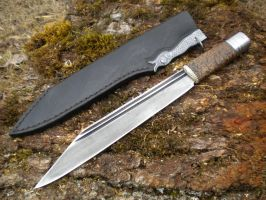 Rough seax by hellize