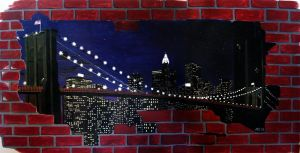 Tribute to New York by Leoness