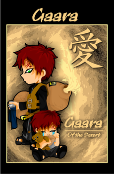 Gaara: Now and Then by Maverick22