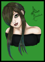 Alice Bouchard Ref. by Cerulean-Sky-Stables