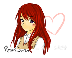 Kasami Suiren by Eeveelutions95