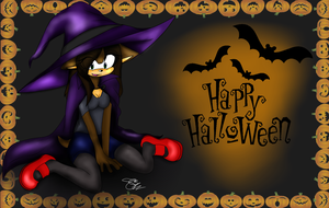 .::Happy Halloween 2013::. by SEGAgal
