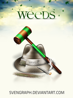 Weeds Icon by Svengraph