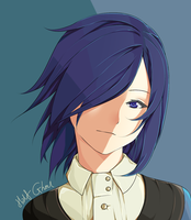 Touka - Tokyo Ghoul by IconicSuiren
