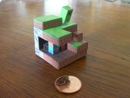 Mini Minecraft by magicyio