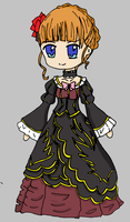 AT: Beatrice by ultimateanime12
