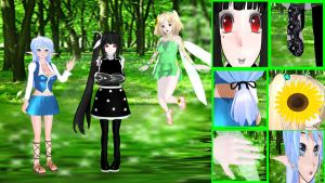 Newcomer :Fairytales pack by paramore992