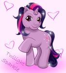 Twilight Sparkle G3 by Dunkinbean