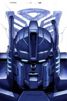 Transformers MTMTE 13 incentive cover by MarceloMatere