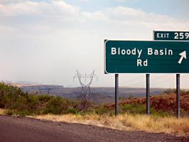 Bloody Basin Road by RainGirl2009
