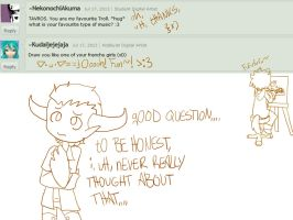 qUESTIONS 15 AND 16 by tAVROS----nITRAM