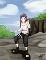 The Pride of Hyuga by nelsonaof