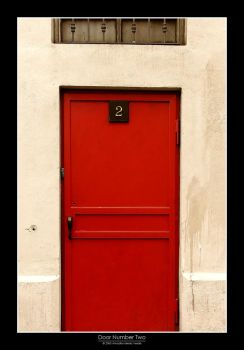 Door Number Two by bupo