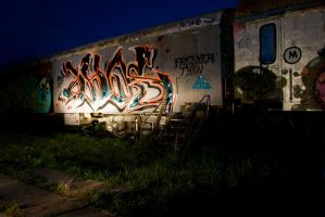05-08-2010: on trash by Dhos218