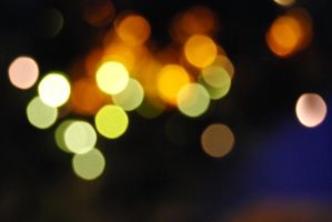 lights 09 - colourful bokeh by oro-elui-stock