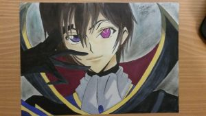 Lelouch by tinaditte