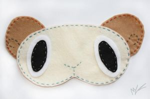 Going Merry One Piece Sleep Mask by Rekslare
