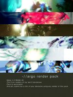 Abstract 3d pack -by argo- by argodream