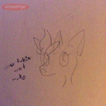What Happens When I Draw With My Eyes Closed by retrokitty83