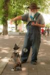 A Man and His Dog by Thundercatt99