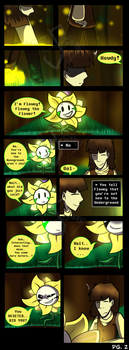 Arduous Chapter 2 Prerogative: Pg.2 by Scribbleshadows