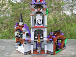 Halloween 2015: Mystery Mansion Back by Tough-and-Heartless