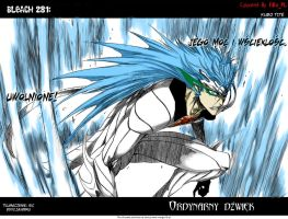 Bleach: Grimmjow Vasto Lorde. by KiRaPL