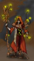 Techno-Plague - Cultist - Colored by HJTHX1138