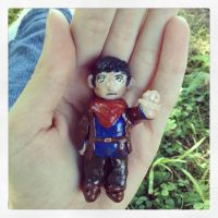 Merlin Clay Figurine by Comsical