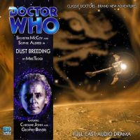 Doctor Who - Dust Breeding cover by jimg1972
