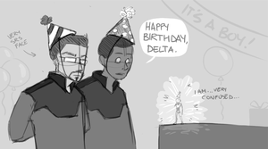RvB: Birthday Bash by Jspx