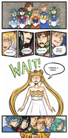 Sailor Moon Mini-Comic: Peace is Boring! (7/15) by acbardwil