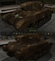 M7 GDI Medium Tank by Arsaneus