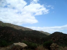 Malibu Canyon by dwarfeater