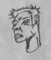 random face by Bodhi-The-Wicked