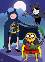 I'm The Globdamn Bat Finn by curtsibling