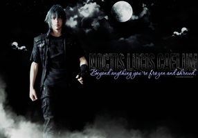 Wallpaper - Noctis by TifaxLockhart