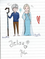 .::Jelsa - Collab::. by Nonthyl