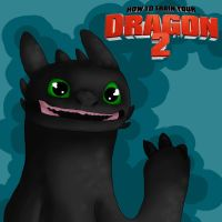 How to train your Dragon 2! by MegzWills