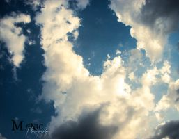 More clouds. by mandeax